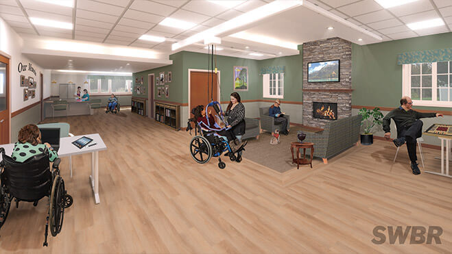 New Senior Suite at Lifetime Assistance
